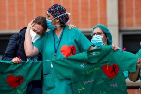 WHO: Satu dari Tujuh Kasus COVID-19 Terjadi pada Petugas Kesehatan