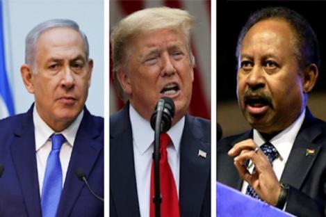 Sudan dan Israel Sepakati Normalisasi Hubungan