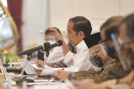 Jokowi: Vaksinasi COVID-19 Dua Skema, Gratis dan Mandiri