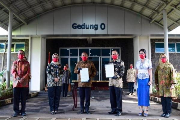 Teks Proklamasi Tulisan Tangan Bung Karno Dihadirkan Pada Upacara Hari Kemerdekaan Satu Harapan