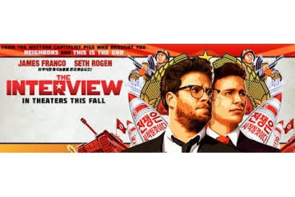 Satu Harapan Media Tiongkok Kecam Film The Interview