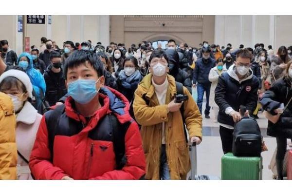 Satu Harapan Cegah Penyebaran Wabah China Larang Keluar Masuk