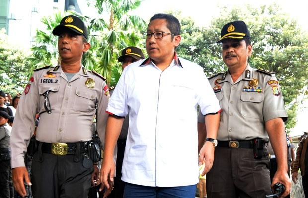 Mantan Ketua Umum Partai Demokrat Anas Urbaningrum Diperiksa KPK