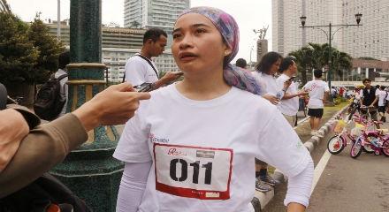 Barisan Pengingat Selenggarakan Run to Remember