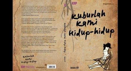 Buku Kumpulan Puisi Kuburlah Kami Hidup Hidup