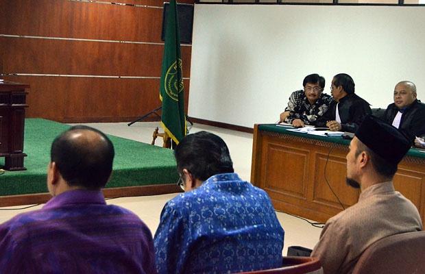 Sutan Bhatoegana Jadi Saksi di Sidang Rudi Rubiandini