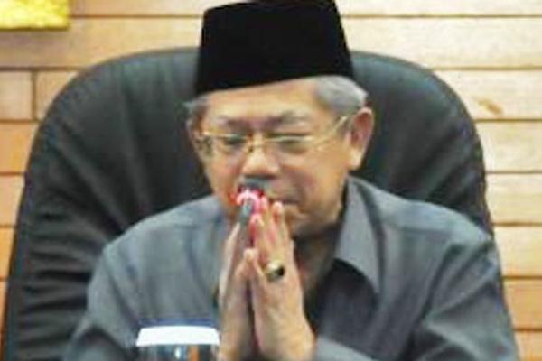 Ketua Dan Koordinator Pengurus Majelis Ulama Indonesia Mui Pusat Dr