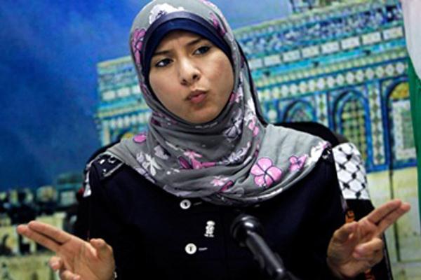 Hamas Angkat Juru Bicara Perempuan