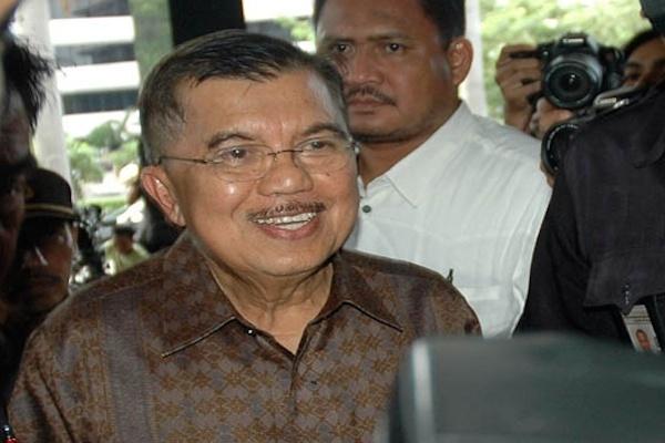 Jusuf Kalla: Koalisi Nasdem-PDIP Cocok di Pilpres