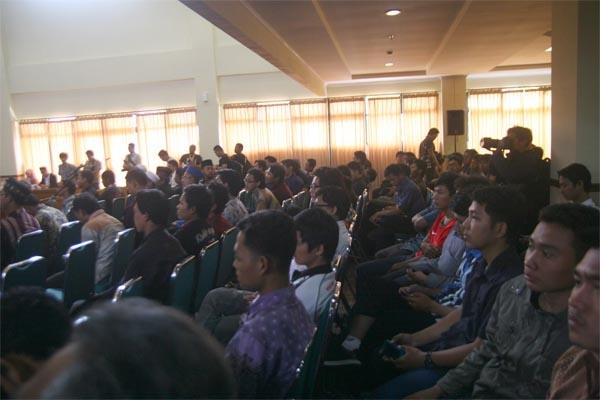 Seminar Kebangsaan Menakar Politik Warga Nahdliyin