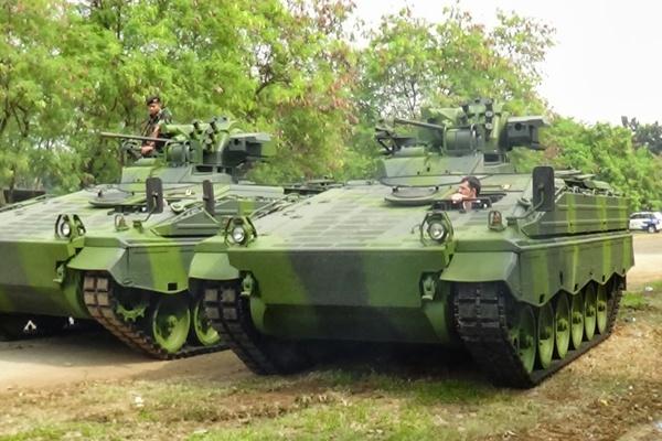 Mengenal Tank Tempur TNI AD dan Korps Marinir TNI AL