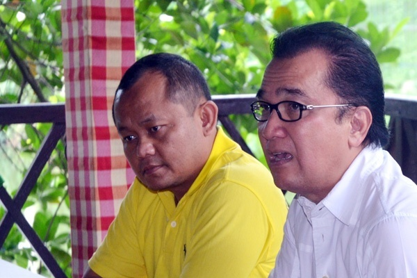 Tantowi Yahya Detail: Satu Harapan: Tantowi: Ini Urusan Rumah Tangga Legislatif
