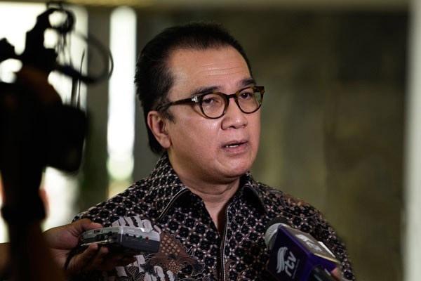 """Tantowi Yahya Detail: Satu Harapan: """"Hukum Kita Tegakkan, Hubungan Bilateral"""