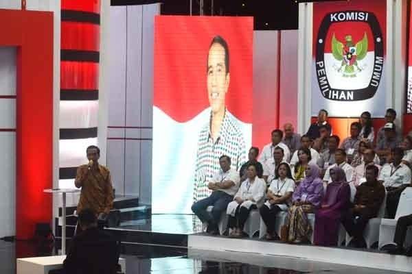 Satu Harapan: Jokowi: Prinsip Dasar Politik Luar Negeri