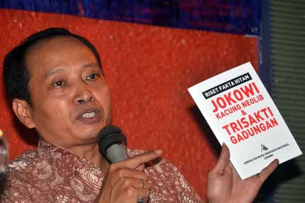 Barisan Anak Kolong Dukung Jokowi-JK