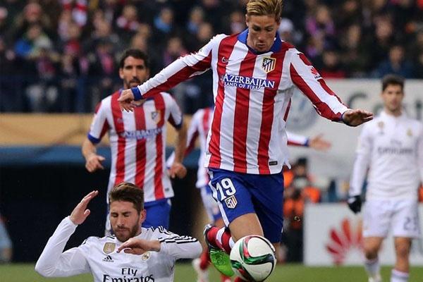 Satu Harapan: Atletico Madrid Tumbangkan Real Madrid 2-0
