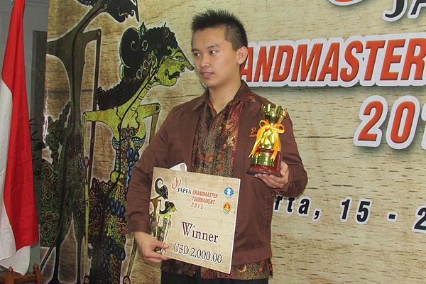 Utut Bersyukur Juara dari Indonesia, Biasanya Pecatur Asing