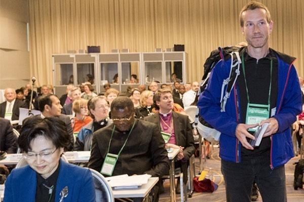 Ilustrasi: Suasana pertemuan tahunan Komite Sentral Dewan Gereja Dunia. (Foto: oikoumene.org).