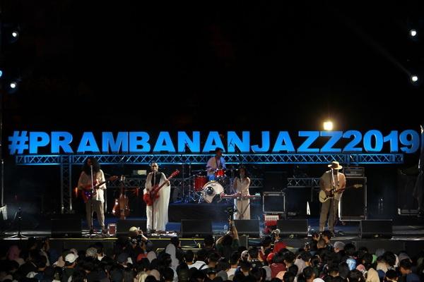 Generasi Milenial di Panggung Prambanan Jazz 2019