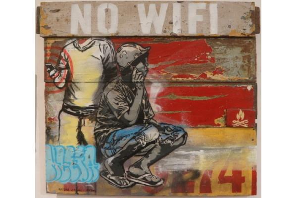 No Pain No Gain? No Wifi?