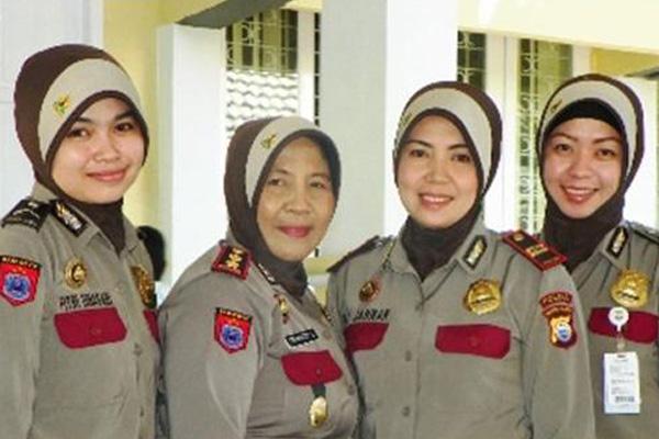 Menag: tak hanya polwan, jilbab untuk semua profesi