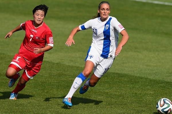 Satu Harapan: Piala Dunia Putri U-20: Korea Utara
