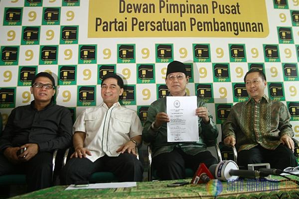 Ketua Ppp Ditangkap Gallery: Satu Harapan: PPP: Sepakat Sampai Ada Putusan Hukum Tetap