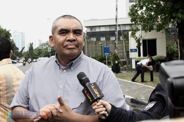 Ketua Ppp Diperiksa Kpk: Satu Harapan: Mantan Wakil Ketua Komisi IX Irgan Chairul