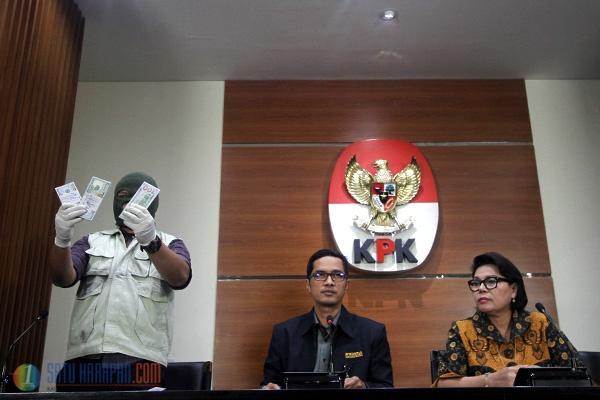KPK Detail: Satu Harapan: KPK Tetapkan 4 Tersangka OTT PT PAL Indonesia