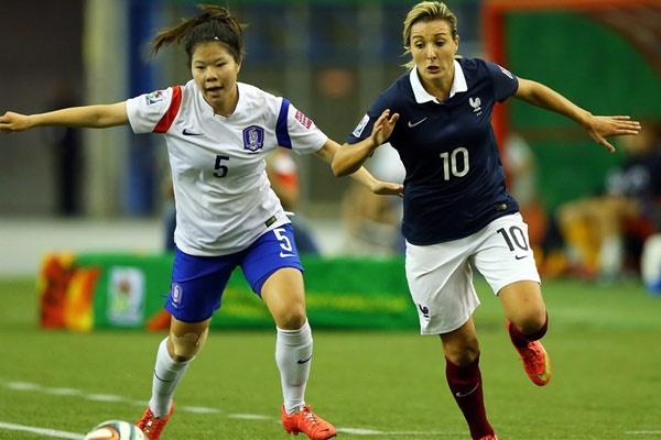 Piala Dunia Putri U-20: Prancis Melaju ke Semifinal