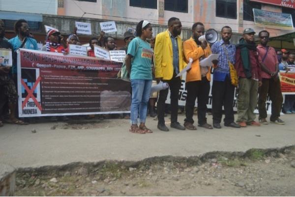 50 Tahun Freeport Keruk Papua, Mahasiswa Demo di 8 Kota