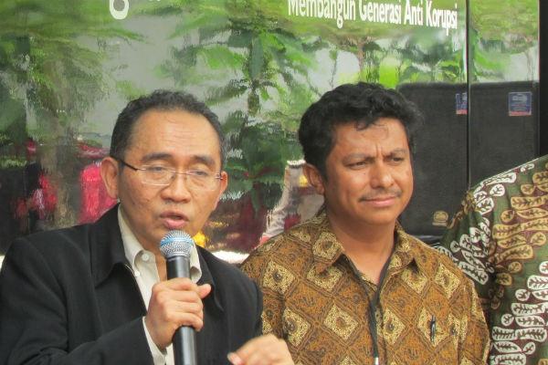 KPK Tangkap Tangan Detail: Satu Harapan: KPK Tangkap Tangan Ketua DPRD Bangkalan