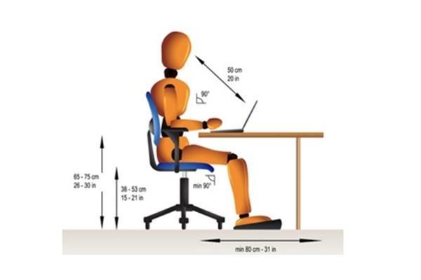 Ergonomi: Cara Mengantisipasi Nyeri Punggung pada Pekerja Kantoran