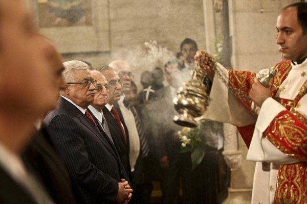 Mahmoud Abbas: Yesus Utusan Palestina untuk Kasih