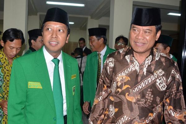 Ketua Ppp Ditangkap Gallery: Satu Harapan: Harlah PPP Ke 42 Kubu Romahurmuziy Dihadiri