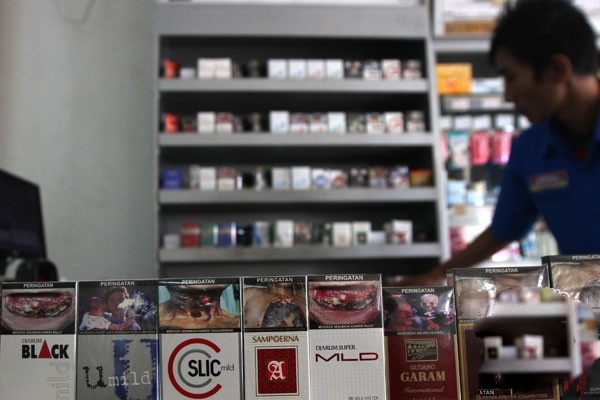 Satu Harapan: Kemenkes: Industri Rokok Hindari Peringatan