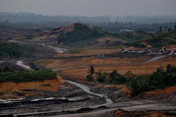 Kerusakan Lingkungan dan Sosial di Samarinda Akibat Tambang Batubara