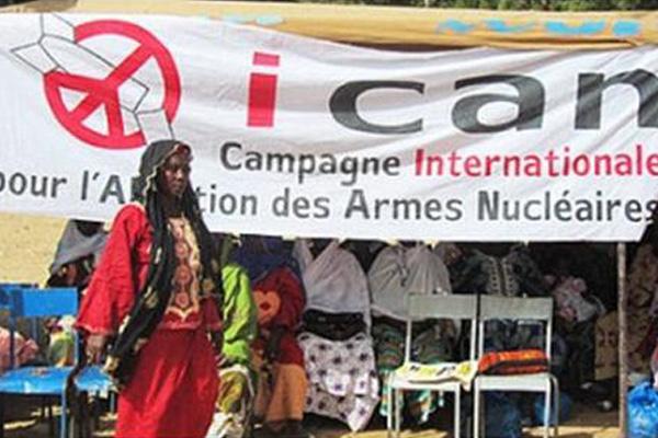 Tokoh Masyarakat Dunia Menyuarakan Penghapusan Senjata Nuklir
