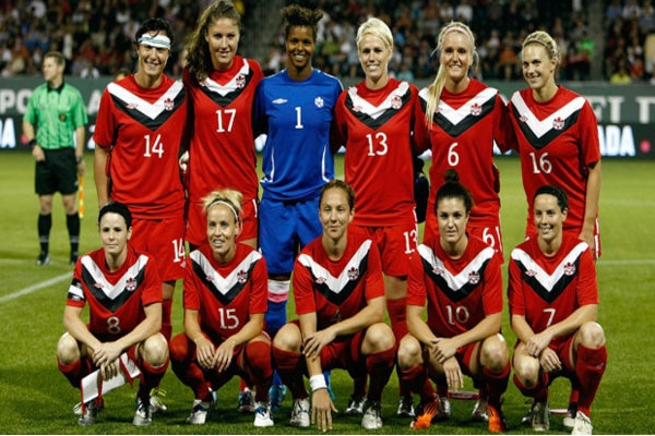 Selena Iacchelli Kaget  Masuk Skuat Sepak Bola Putri Kanada