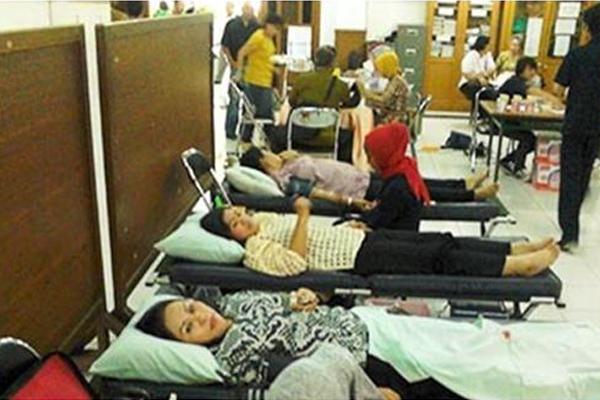 Jakarta Perlu 1.000 Kantong Darah Tiap Hari