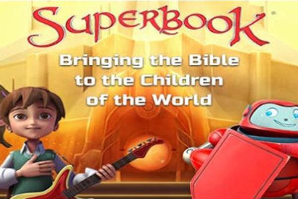 Superbook, Film Animasi Kisah Alkitab Tayang di Televisi Indonesia