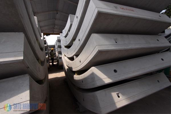 Mengintip Jalur Terowongan MRT Jakarta