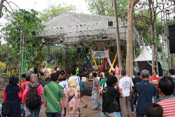 Ngayogjazz 2015: Bhinneka Tunggal Jazz-nya