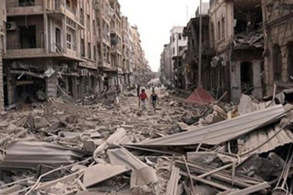 Balkanisasi Ancam Timur Tengah