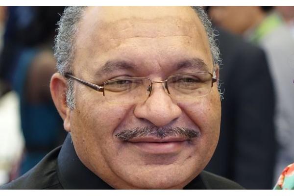 Perdana Menteri Papua Nugini, Peter O Neill (Foto: RNZI / Koro Vaka'uta)