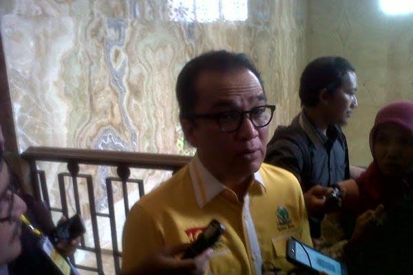 Tantowi Yahya Detail: Satu Harapan: Sikap Politik Golkar Tak Akan Berubah Jika