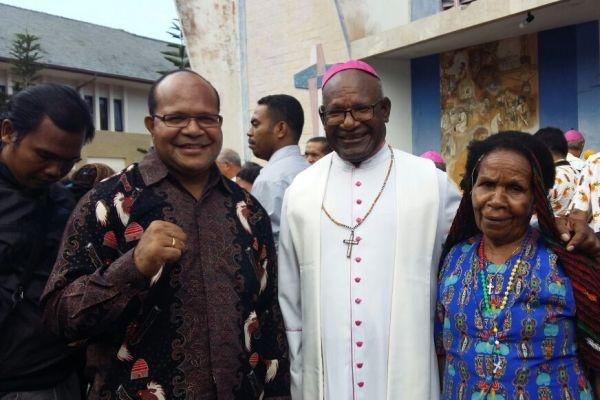 20 Uskup Negara-negara Melanesia Turun ke Papua, Ada Apa?