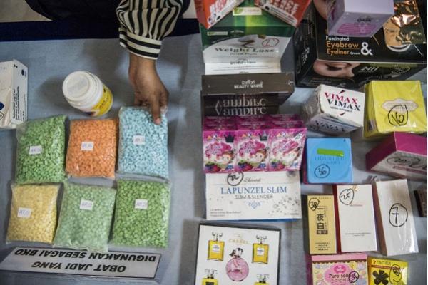 satu harapan bpom imbau masyarakat tidak beli obat obatan daring