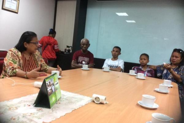 Sekum PGI: Tapol RMS Korban Dendam SBY