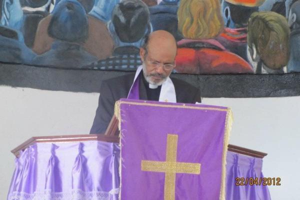 Pendeta Karel Phil Erari
